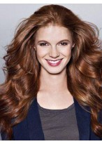 Charming Wavy Synthetic Lace Front Wig