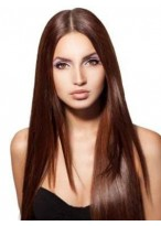 New Style Straight Lace Front Synthetic Wig
