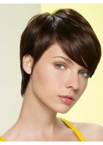 Glamorous Straight Synthetic Full Lace Wig
