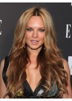 Beautiful Wavy Lace Front Synthetic Wig
