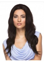Marvelous Wavy Remy Human Hair Lace Front Wig