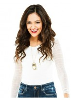 Cute Wavy Synthetic Lace Front Wig