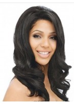 Wavy Remy Human Hair Lace Front Wig