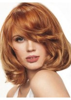 Bob Hairstyle Lovely Wavy Lace Wig
