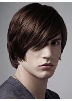 Seductive Synthetic Straight Capless Wig