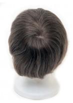 Full Lace Human Hair Mens Wig
