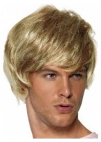 Good Looking Capless Straight Synthetic Wig