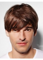 New Style Straight Capless Synthetic Wig