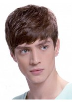 Amazing Synthetic Straight Capless Wig