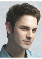 Justin Full Lace Mens Synthetic Wig