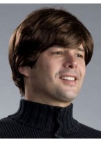 Beatles George Harrison Style Synthetic Wig