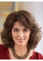 Impressive Wavy Capless Synthetic Wig