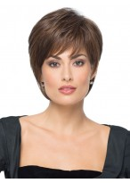Pretty Straight Capless Synthetic Wig