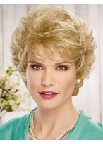 New Style Capless Wavy Synthetic Wig