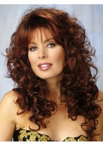 Nice-looking Wavy Capless Synthetic Wig