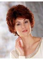 Fashion Short Capless Synthetic Wig