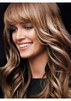 Admirable Wavy Capless Synthetic Wig