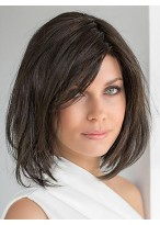 Beautiful Bobs Straight Lace Front Synthetic Wig