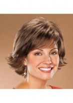 Dramatic Sweep Synthetic Wig