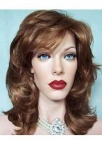 Graceful Wavy Synthetic Wig