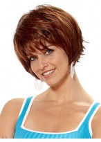 Wavy Synthetic Stunning Wig