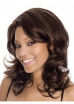 Charming Long Wavy Synthetic Wig