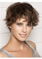 Chic Short Synthetic Wig