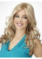 Wavy Lace Front Fashionable Wig