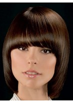 Wonderful Straight Synthetic Wig