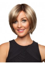 Medium Length Pretty Synthetic Lace Front Wig