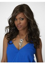 Wavy Charming Long Capless Synthetic Wig