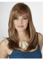 Magnificent Straight Synthetic Lace Front Wig