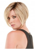 Comfortable Short Straight Synthetic Wig