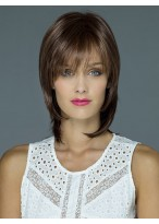 Gorgeous Synthetic Medium Length Straight Wig