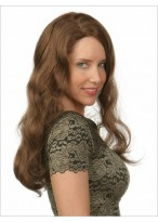 Excellent Wavy Long Lace Front Wig