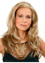 Full Lace Wavy Long Length Synthetic Wig