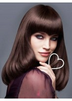 New Style Capless Straight Long Synthetic Wig