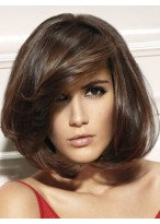 Polished Straight Lace Front Synthetic Wig