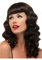Long Loose Wave Capless Synthetic Wig