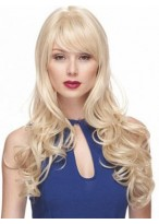 New Style Wavy Capless Synthetic Wig