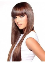 Marvelous Straight Capless Synthetic Wig