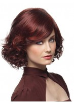 Prodigious Wavy Capless Synthetic Wig