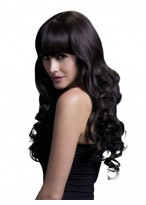 Good Looking Wavy Capless Synthetic Wig