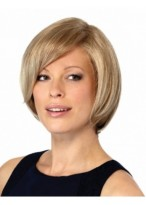 Elegant Straight Capless Synthetic Wig