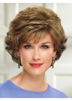 Charming Wavy Capless Synthetic Wig