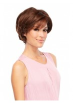 Polished Wavy Capless Synthetic Wig