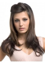 Luscious Long Hair Synthetic Hairpiece