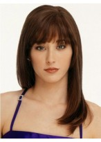 100% Remy Human Hair 3/4 Wig